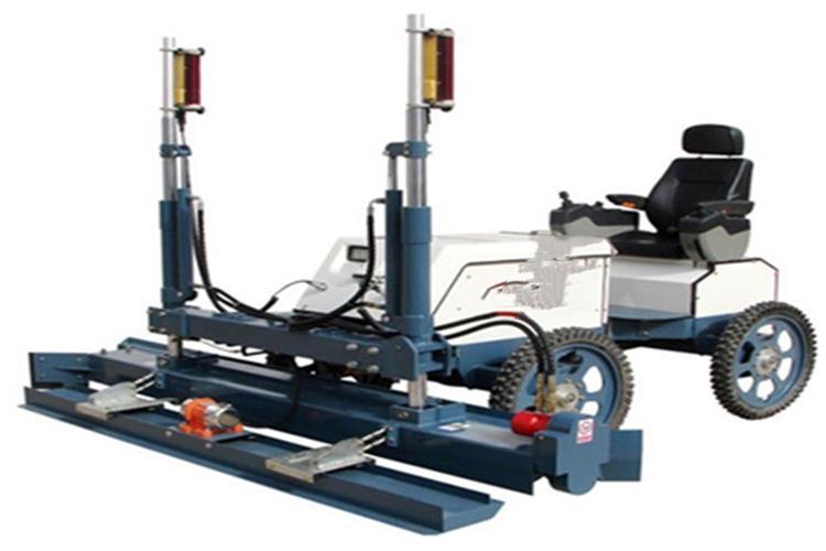 (3)电控系统:包括全机的电路,电控元件,以及行走控制系统,找平